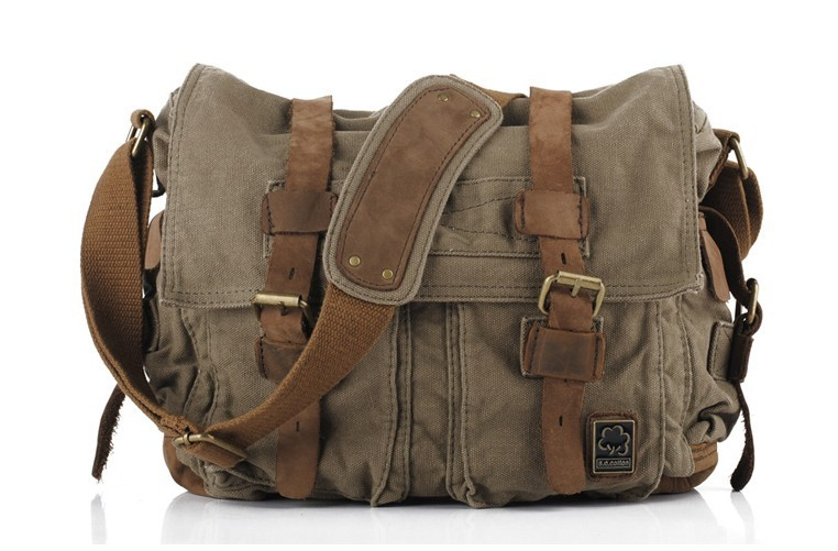 Across shoulder bags, courier bag - UnusualBag