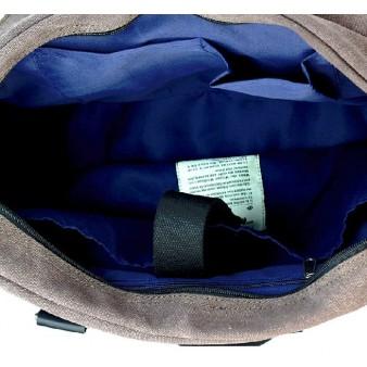 canvas Unique shoulder bag