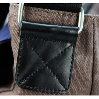 coffee stylish shoulder bag