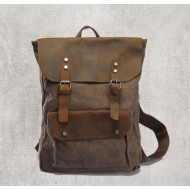 coffee Canvas book bag