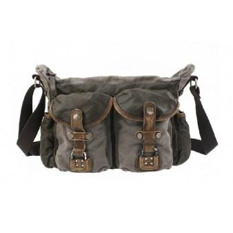 Distressed messenger bag, discount shoulder bag