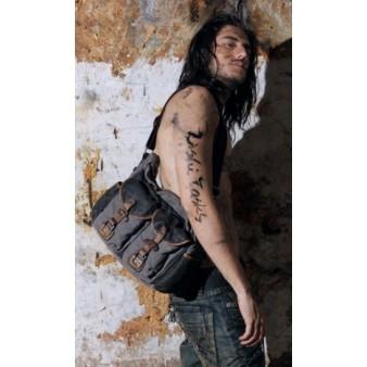 canvas discount shoulder bag