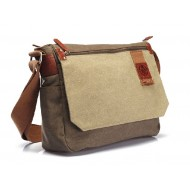 Eco friendly messenger bag