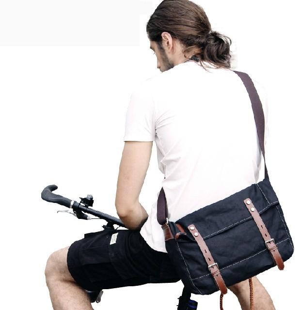 Fashion messenger bags, european shoulder bag for men - UnusualBag