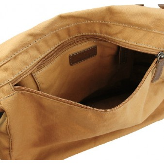 canvas european shoulder bag for men
