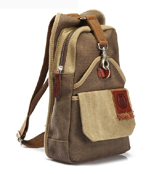 Sling Shoulder Bag Backpack 13