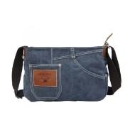 Men canvas messenger bag, male shoulder bag
