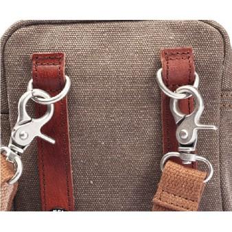 khaki Waist packs for men