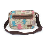Cross body purses, cross over bag