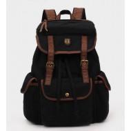 black Backpack for girls