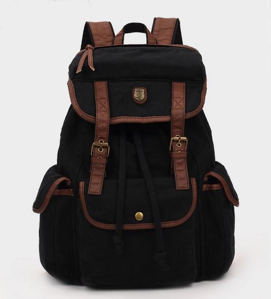 Black Backpack Girls - Backpack Her