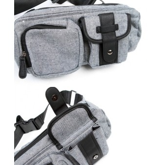 bicycle fanny pack canvas