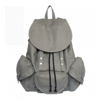 grey Stylish backpack for women