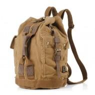 Vintage canvas backpack, backpacks with straps