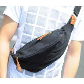 black Bum bags and fanny packs