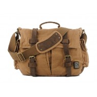 Mens messenger bag canvas