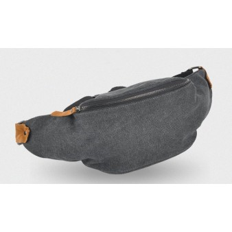 grey Bum bags and fanny pack