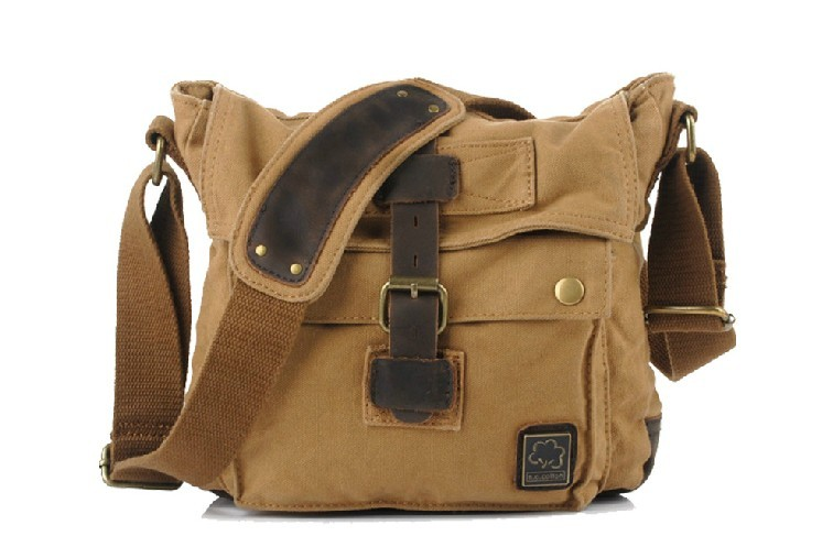 Ipad over the shoulder bag, vintage canvas messenger bags for men ...