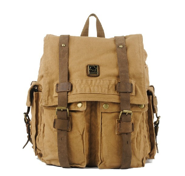 Canvas rucksack backpack for men, canvas rucksacks for men ...