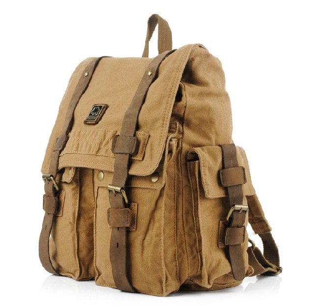 Shop Men's Canvas Backpacks at eBags - experts in bags and accessories since We offer easy returns, expert advice, and millions of customer reviews.