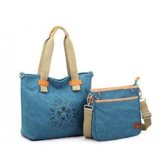 Canvas satchel bags for women, latest handbag
