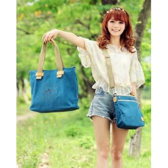 ladies Canvas satchel bags