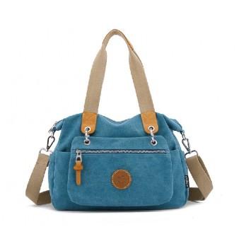 Messengers bag, canvas over the shoulder bag