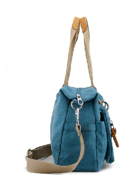 Blue Over The Shoulder Bag 61