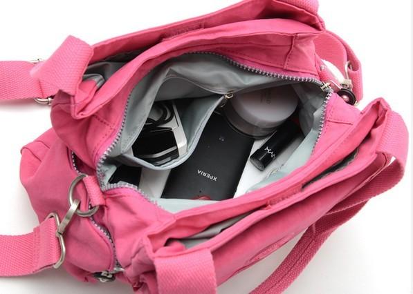 Nylon Back To School Handbag