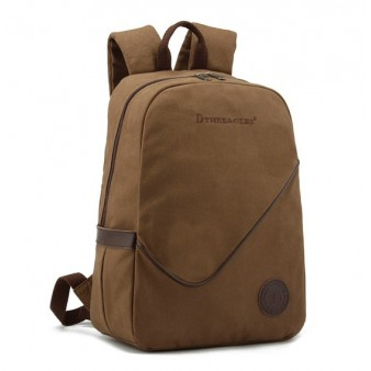 Canvas backpacks for college, 15 inch laptop bag