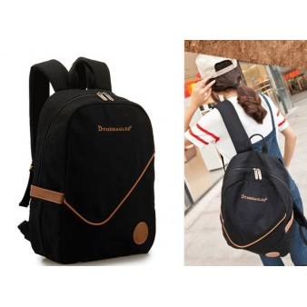 black 15.6 inch laptop bag