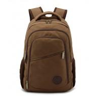 College backpack, laptop bag