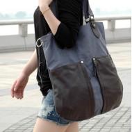 Canvas messenger bag, shoulder bags for girls