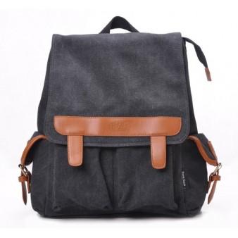 black Backpack for laptop