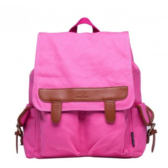 rose canvas notebook PC bag