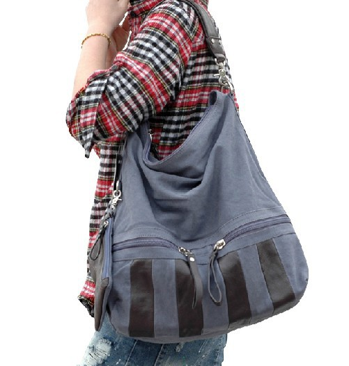 Over the shoulder hobo bag, big shoulder bag - UnusualBag