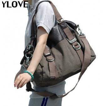 Ladies canvas satchel bag, best handbag