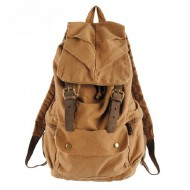 Carry on travel bag, casual backpack