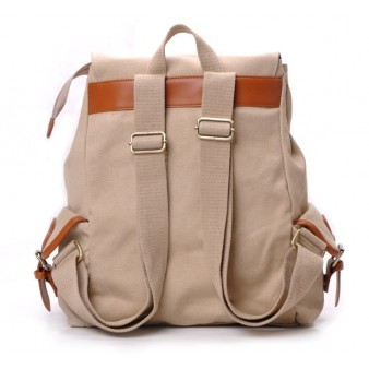 canvas Backpack for laptop