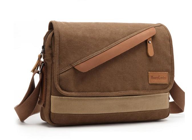 Women's 4 Piece Bag Set - Shoulder Bag / Messenger Satchel / Wristlet / Wallet