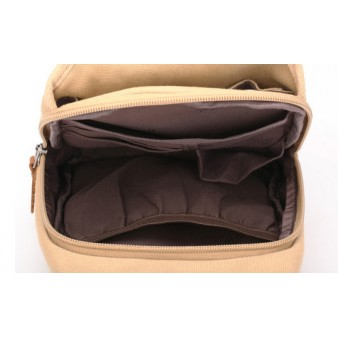 Shoulder sling bag, one shoulder messenger bag - UnusualBag