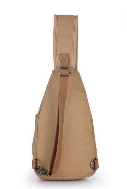7c40b6dd92e8 ... sling bag  canvas one shoulder messenger bag ...