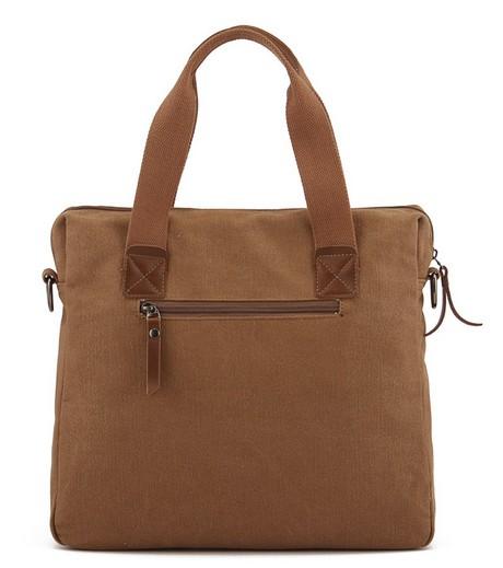 ... messenger bag; coffee men canvas shoulder bag