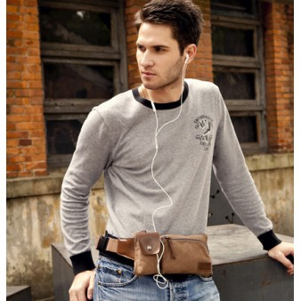 coffee Canvas bumbag