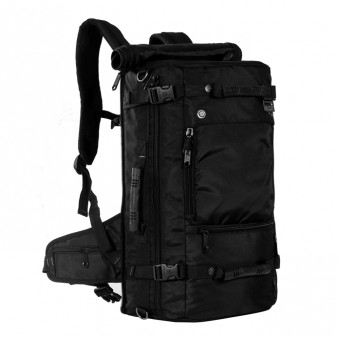 black Sports backpack