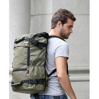army green Sports backpack