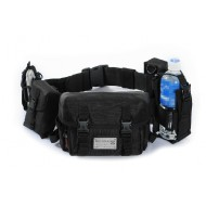 Lumbar fanny pack, security fanny pack