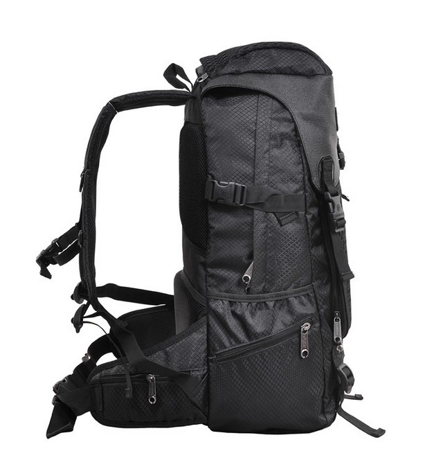 Hiking camping backpack, personalized laptop bag - UnusualBag
