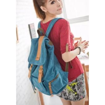 blue backpacks daypacks