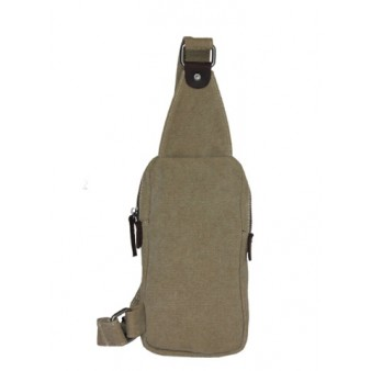 Messenger bag backpack canvas